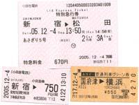 電車賃¥3420だもんな〜