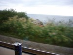 朝の缶コーシーうまー。 @熱海付近